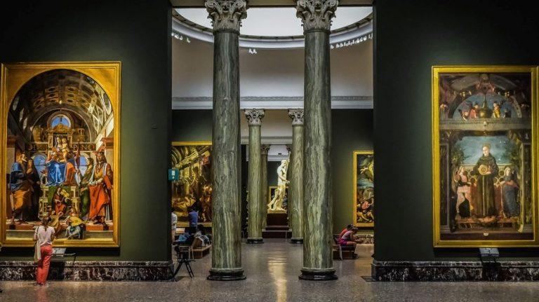 pinacoteca di brera riapertura