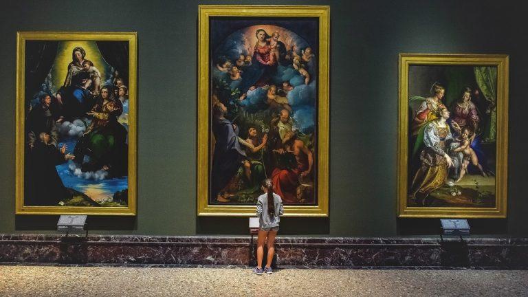 visitatori musei milano