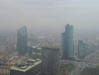 Milano e la scarsa qualità dell'aria