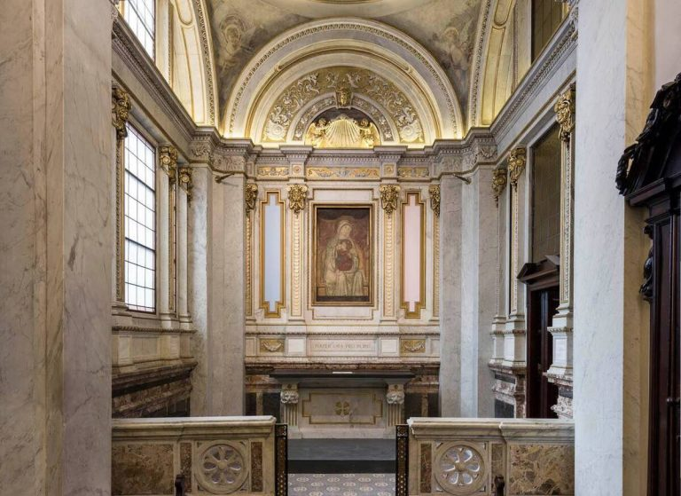 Cappella delle Ballerine, Milano