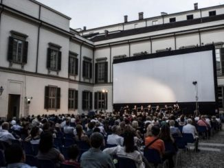 cinema all'aperto milano 2021