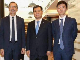 Incontro Zhang e Sala
