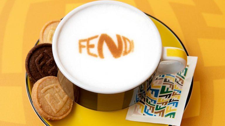 fendi caffè rinascente milano