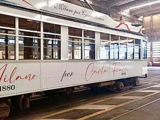 Tram linea 1 C.Fracci