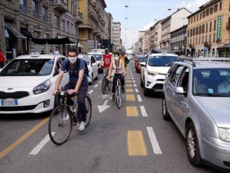 Ciclabile Milano Corso Buenos Aires