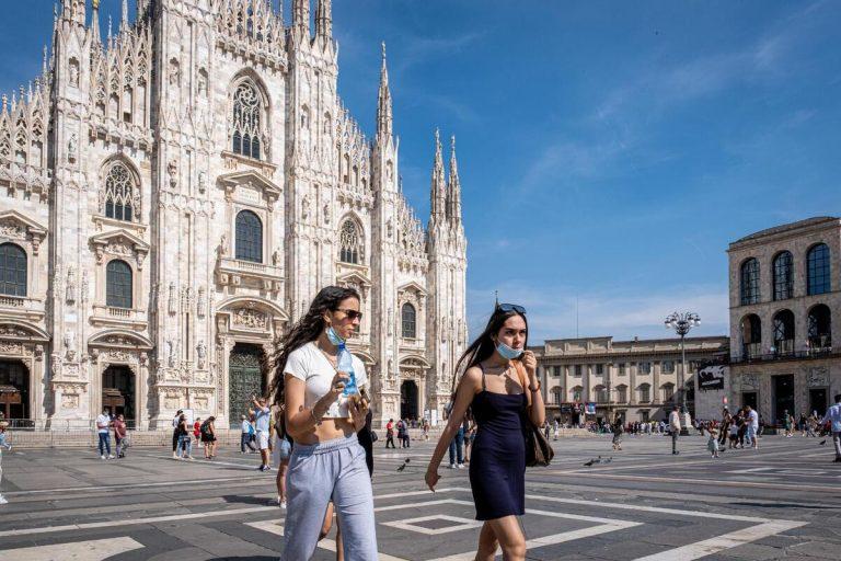 Crolla incidenza a Milano