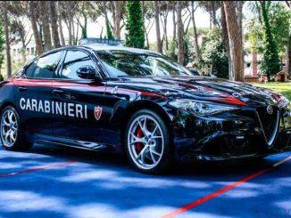 Nucleo Riserva del 3 Rgt Carabinieri Lombardia