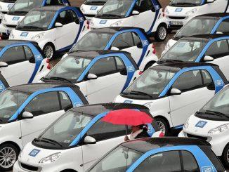 car sharing Milan