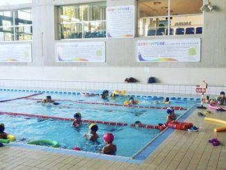 Zona bianca piscine aperte al coperto