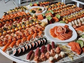Il miglior sushi a Milano