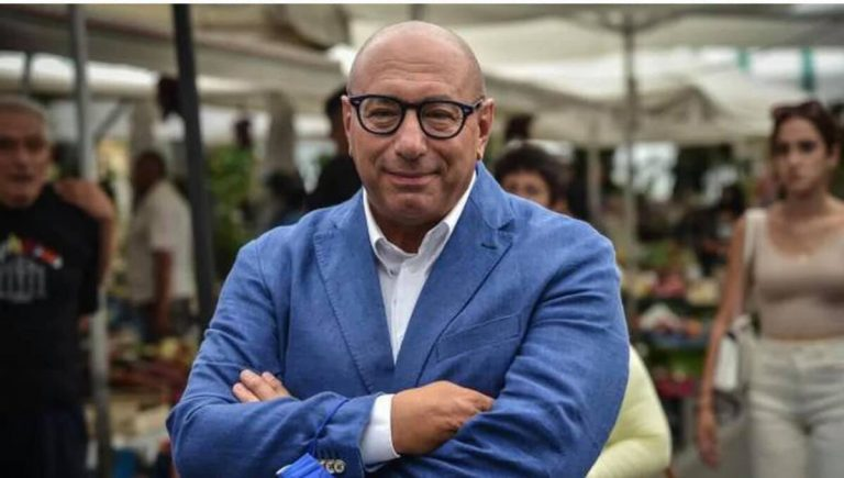 Luca Bernardo candidato sindaco
