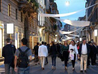 Negozi Milano, Covid