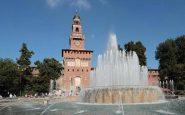 Visuale Castello Sforzesco