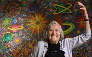 L'astrofisica Margherita Hack