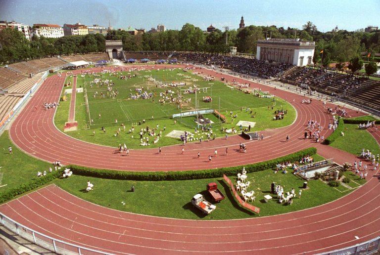 Expo per lo Sport, Arena di Milano