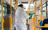 Sanificazione mezzi di trasporto