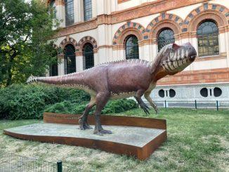 Dinosauro Milano