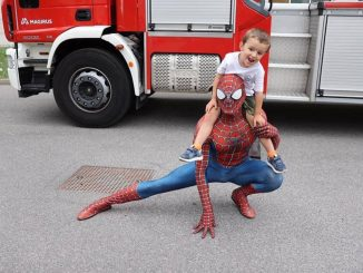 Spiderman Milano