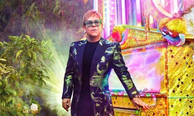Concerto Elton John