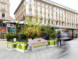 Oasi urbana in centro a Milano