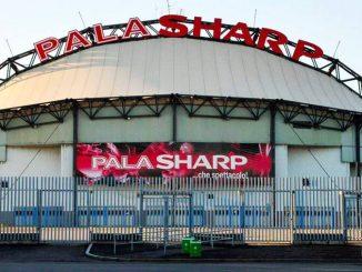 Palasharp, Milano