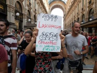 No vax Milano