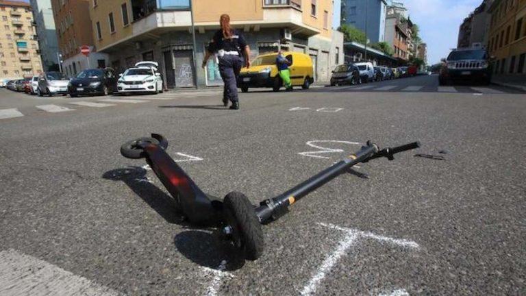 Monopattino Milano, regole