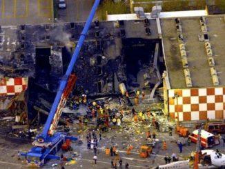 tragedia aerea Linate