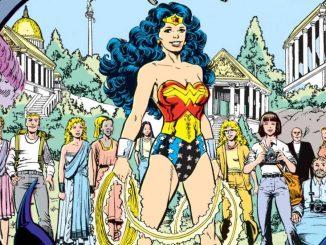 Wonder Woman compie 80anni, mostra Milano